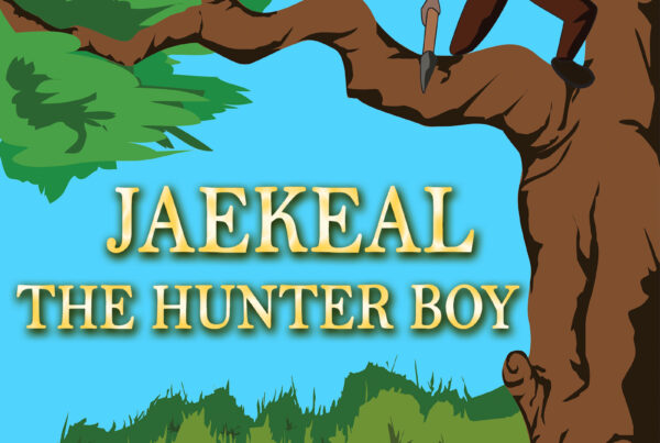 Jaekeal The Hunter Boy
